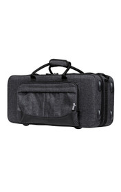 STAGG Soft case for alto saxophone, grey