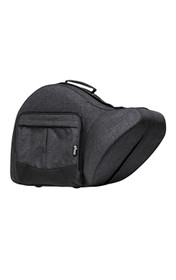 STAGG Soft case for french horn, grey