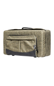 STAGG Soft case for trumpet, bright green