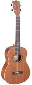STAGG Traditional baritone ukulele with sapele top and gigbag