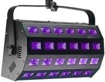 STAGG UV Washer, 24 x 3 watts, 65°, DMX