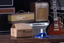 "Weber 8"" Blue Pup Alnico guitar speaker for fender tweed champ) replaces Oxford 8EV, Chicago Jensen P8R, C8R"