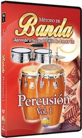 Maya Percussion 1 DVD