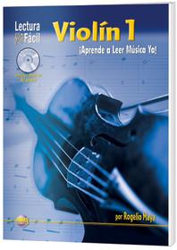 Maya Lectura Facil - Violin 1 Book/CD