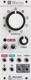 Mutable Instruments Warps Vocoder Synthesizer Eurorack Module