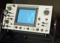 Leader LBO-523 Oscilloscope