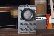 RCA WO-91B Vintage Tube Oscilloscope Works