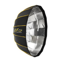 Glow EZ Lock Collapsible Silver Beauty Dish 34""