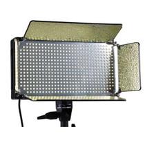 Fancier 500 LED video light 5500K 500w equivalent  dimmable