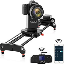 "GVM-32"" 2-Axis Wireless Professional Video Carbon Fiber Motorized Camera Slider w Remote"
