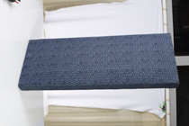 "48""x18""x3.5"" Studio Bass Trap  Diffuser Sound Absorber Blue"