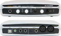 M-Audio MobilePre USB Digital Audio Interface with Microphone Preamp