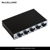 McLelland MAR-15 5 channel professional Headphone Amplifier