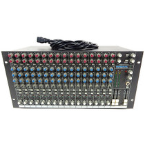 Mackie LM-3204 Rackmount Stereo Line Mixer LM3204