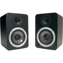Pair of M-Audio Studiophile Powered Studio Monitor Speakers