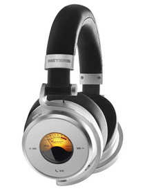 Meters by Ashdown Engineering OV-1-B White Bluetooth Noise Cancelling APP Controlled Headphones