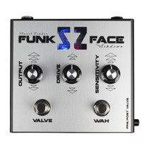 Ashdown Engineering Stuart Zender Jamiroquai Funk Face Twin Dynamic Filter Pedal tube-driven Bass distortion and Auto wah