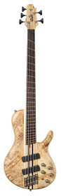 Cort Artisan Series A5PLUS 5-String Multi Scale Electric Bass Open Pore Natural Finish