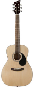 Jay Turser USA Guitar 3/4 Size Acoustic Natural
