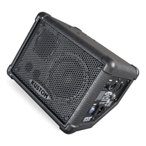 "Kustom Amplification Powered 50W personal stage monitor or mini PA 4.5"" Driver with horn"