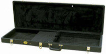 MBT Wood Guitar Case for Electric Bass