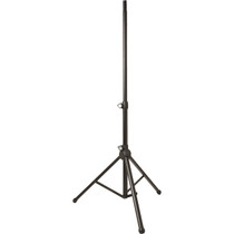 Quik Lok PAIR of PA Speaker stands w/bag pneumatic