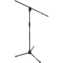 Quik Lok microphone stand tripod base and fixed length Boom