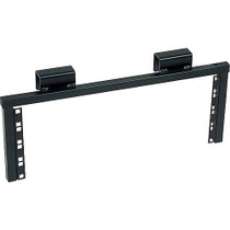 Quik Lok 4-Space rack mount attachment Hangs down from mounts from underneath Z stand