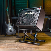 Quik Lok Short Amp Stand Double-Braced Tilt Adjustable guitar combo amplifier speaker cab stand