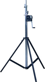 Quik Lok 13 ft. Lighting Stand w Heavy-Duty Steel Crank