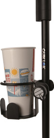 Quik Lok Clamp-on Drink Holder for mic and music stands