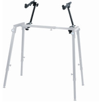 Quik Lok fully adjustable add on second tier for WS-421 keyboard stand