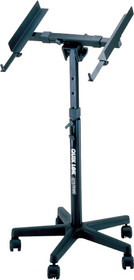 Quik Lok Rolling Studio Locator Stand Fully Adjustable w/ Casters