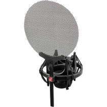 sE Electronics Isolation Pack Shockmount and Pop Filter for X1 Series and SE2200