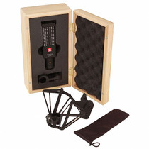 sE Electronics VR1 Voodoo Passive Ribbon Microphone with Shockmount and Case