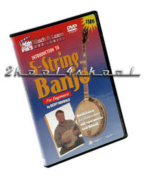 Beginner Intro to Banjo lesson DVD Video learn play instruction Watch and Learn