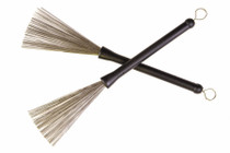 Adam WIRE BRUSH LOOP END T51 Drum Brushes Pair Drum Sticks