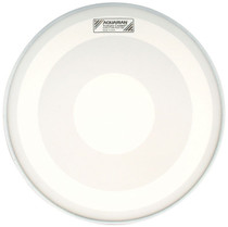 "Aquarian Drumheads TEX COATED TCSXPD14 Studio-X 14"" Tom/Snare Drum Head w Dot"