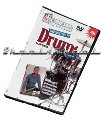 Intro to Drums Video DVD percussion Drumming Beginner instruction lessons Learn