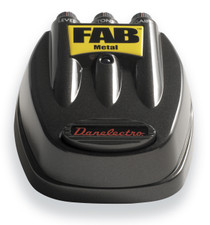 Danelectro D-3 Fab Metal Guitar Effects Pedal Distortion Overdrive D3