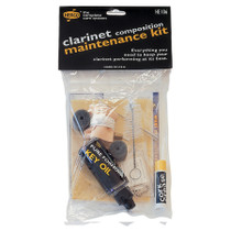 Herco Composition Clarinet Maintenance Cleaning Kit HE106