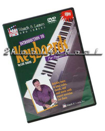 Intro to Keyboard lesson DVD play Piano Beginner Video learn Watch and Learn
