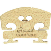 Selmer GLAESEL 4/4 Adjustable Violin BRIDGE LOW GL33524L