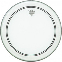 "Remo BASS Powerstroke 3 Clear 22"" P31322C1"
