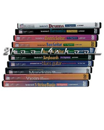 Violin DVD Video-lesson-Learn-instruction-beginner+MORE Watch and Learn