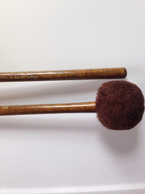 Regal Tip pair of 2 1/2 Bass DRUM FLUFF Mallets 658S