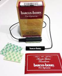 Barcus Berry OUTSIDER PIEZO PICKUP W/CABLE 1457XL