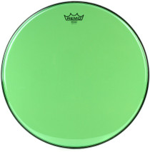 "Remo Emperor Colortone Green 18"" Drum Head BE-0318-CT-GN"