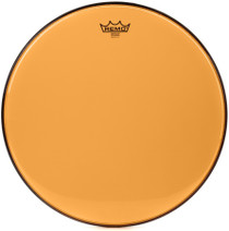 "Remo Emperor Colortone Orange 18"" Drum Head BE-0318-CT-OG"