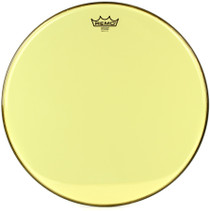 "Remo Emperor Colortone Yellow 18"" Drum Head BE-0318-CT-YE"